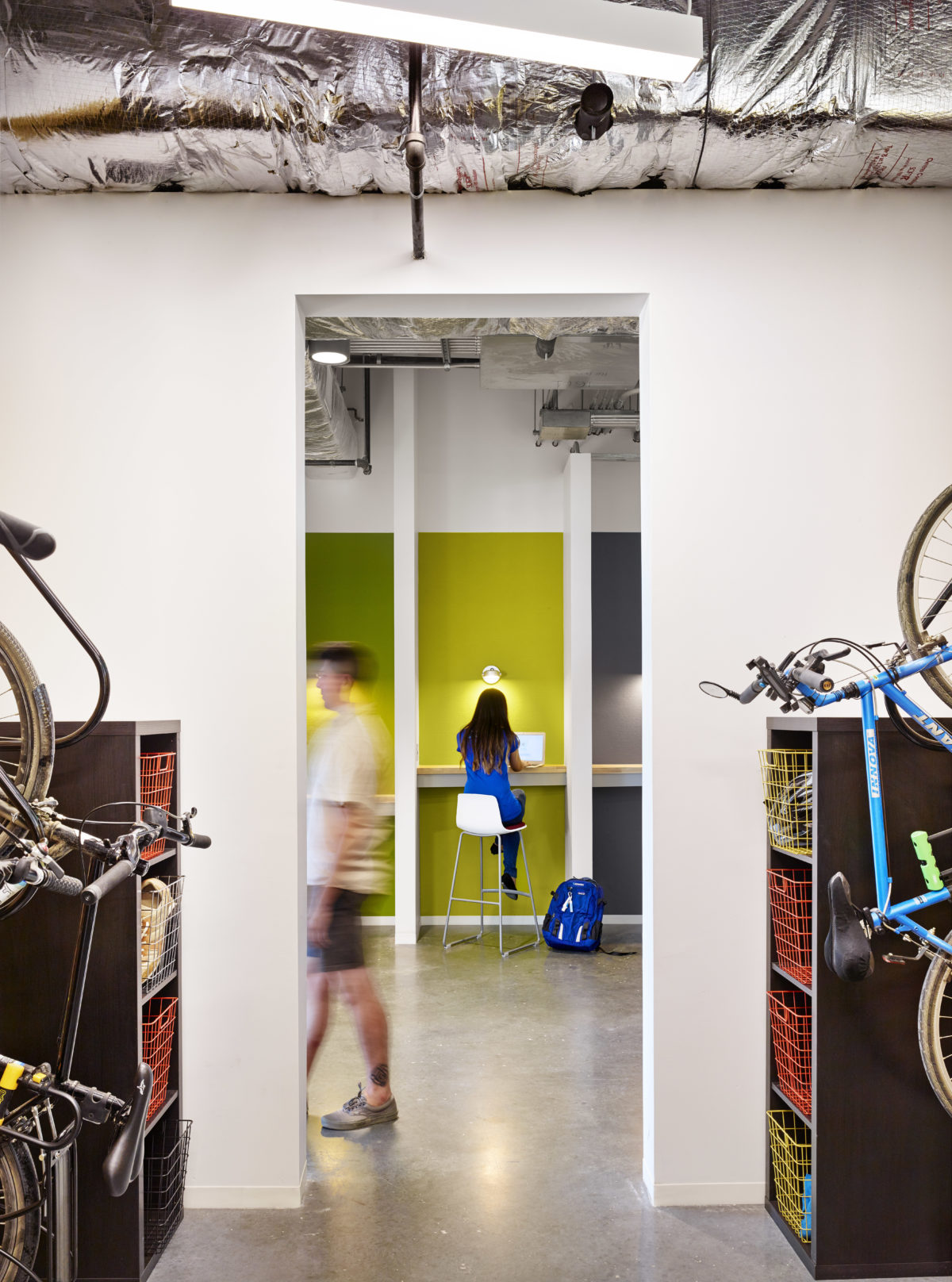 Image of the Atlassian Bike Storage