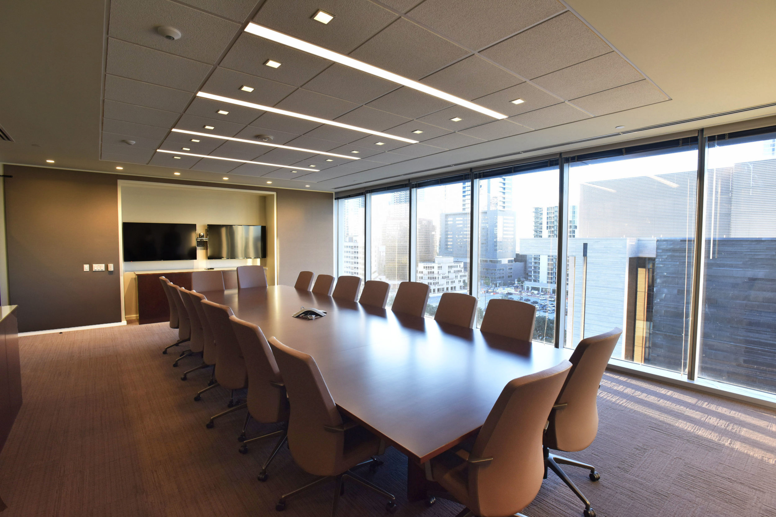 Image of the Hill + Knowlton Conference Room