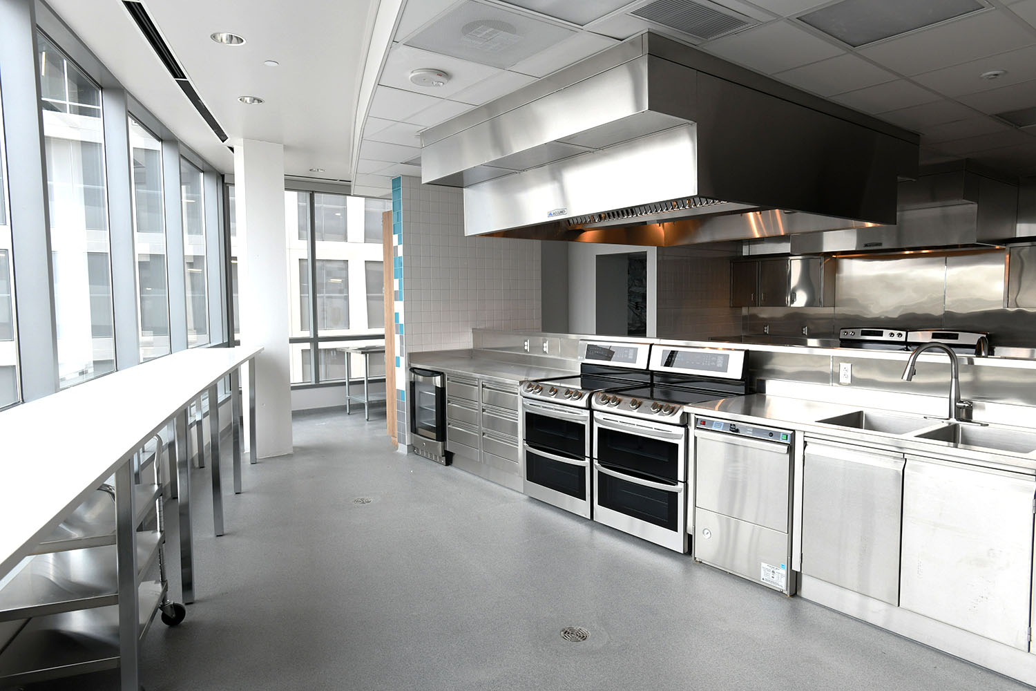 Image of the Innovation Kitchen constructed for Whole Foods Corporation